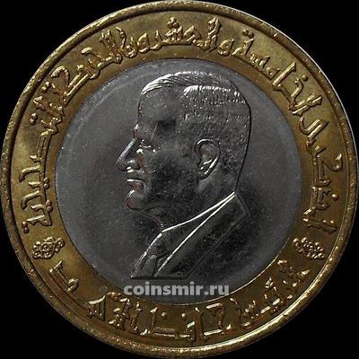 25 фунтов 1995 Сирия. 25 лет Коррекционному движению. Хафез аль-Асад.