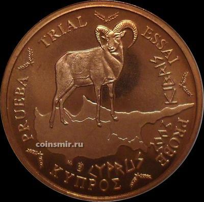 5 евроцентов 2003 Кипр. Европроба. Specimen.