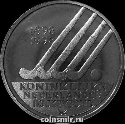 1 экю 1998 Нидерланды. Хоккей на траве.