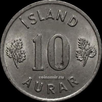 10 эйре 1963 Исландия.