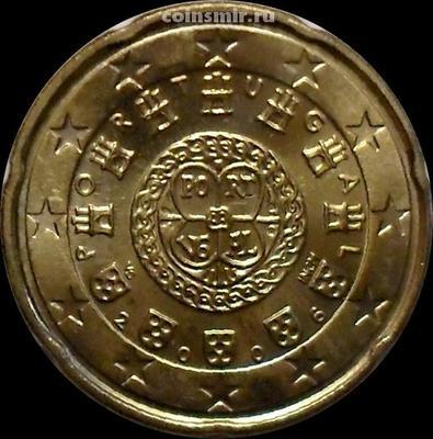 20 евроцентов 2006 Португалия.