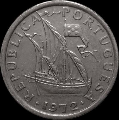 2,5 эскудо 1972 Португалия.