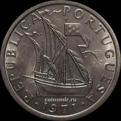 10 эскудо 1971 Португалия.