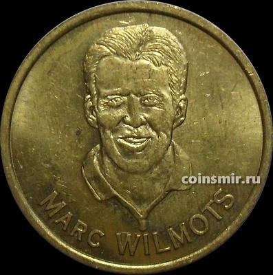 Жетон. Марк Вильмотс. Футбол.