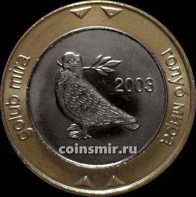 2 марки 2003 Босния и Герцеговина.