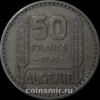 50 франков 1949 Французский Алжир.