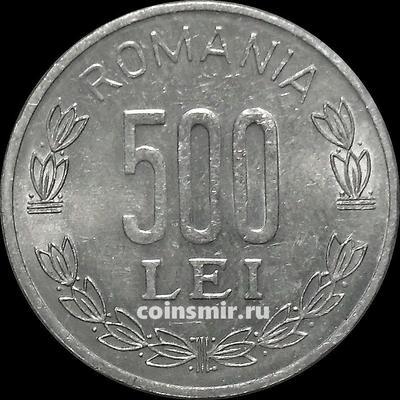 500 лей 2000 Румыния.