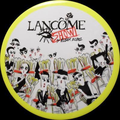 Значок LANCOME.