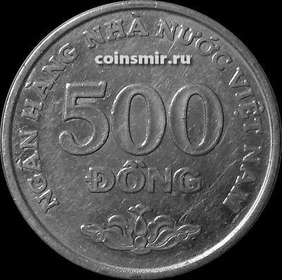 500 донгов 2003 Вьетнам.