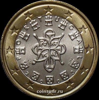 1 евро 2003 Португалия.