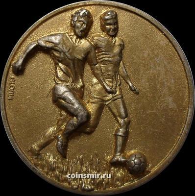 Настольная медаль Футбол.