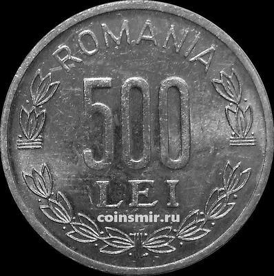 500 лей 1999 Румыния.