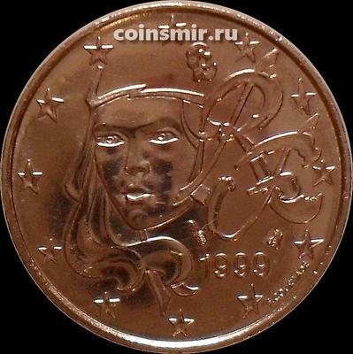 5 евроцентов 1999 Франция. aUNC