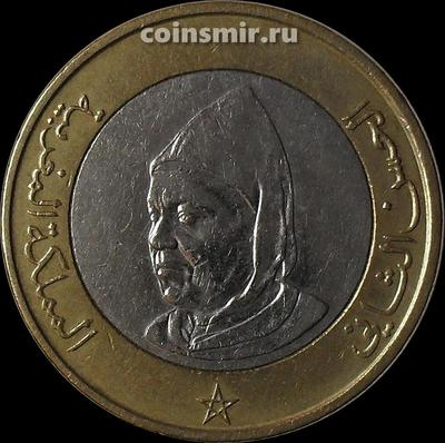 10 дирхам 1995 Марокко.