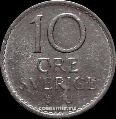 10 эре 1969 U Швеция.