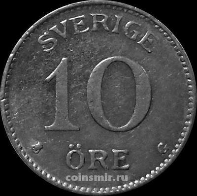 10 эре 1941 G Швеция.
