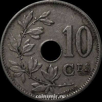 10 сантимов 1928 Бельгия. BELGIQUE.