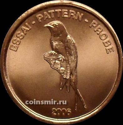 5 евроцентов 2006 Словения. Европроба. Xeros-ceros.