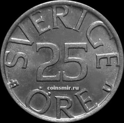 25 эре 1980 U Швеция.