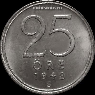 25 эре 1948 TS Швеция.