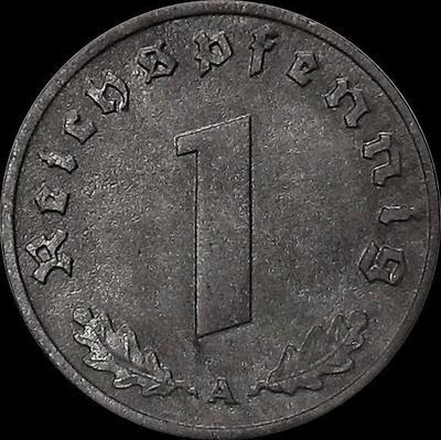 1 пфенниг 1941 А Германия. Третий рейх.