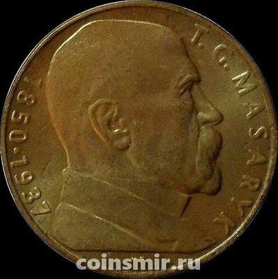 10 крон 1990 Чехословакия. Т.Г.Масарик.