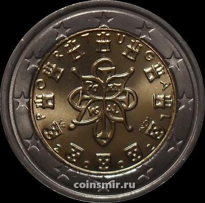 2 евро 2002 Португалия.