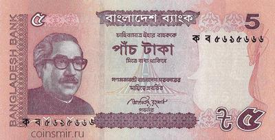 5 так 2011 Бангладеш.