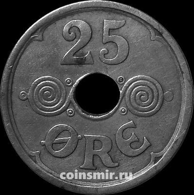 25 эре 1944 Дания. N-GJ