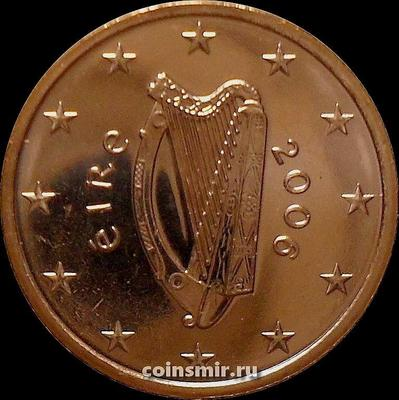 5 евроцентов 2006 Ирландия.