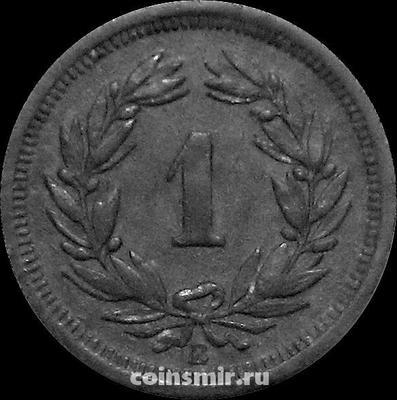 1 раппен 1943 Швейцария.