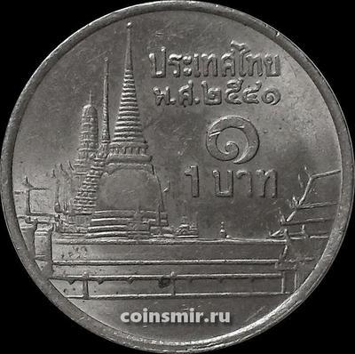 1 бат 1998 Таиланд.