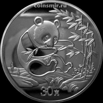 30 грамм 1994 Китай. Панда.