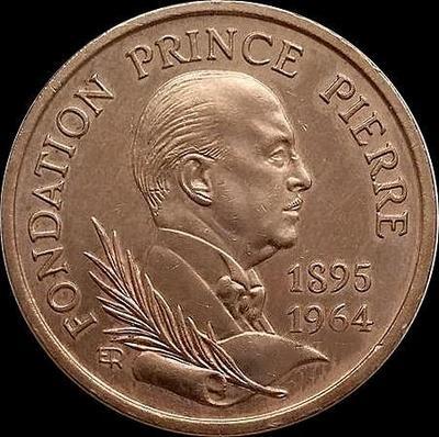 10 франков 1989 Монако.