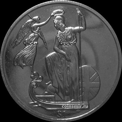 1 доллар 2008 Британские Виргинские острова. Британия.