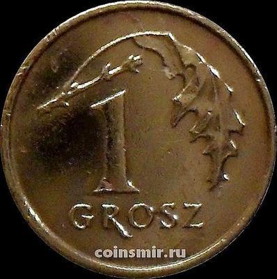 1 грош 1997 Польша.