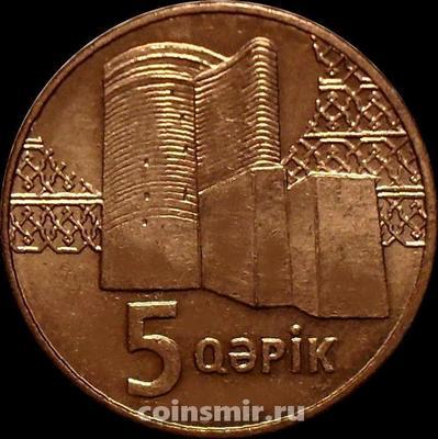 5 гяпиков 2006 Азербайджан. Девичья башня.