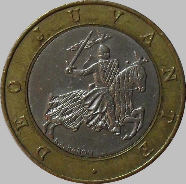 10 франков 1995 Монако.