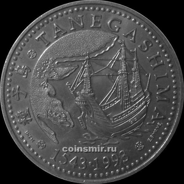 200 эскудо 1993 Португалия. Танэгасима. UNC