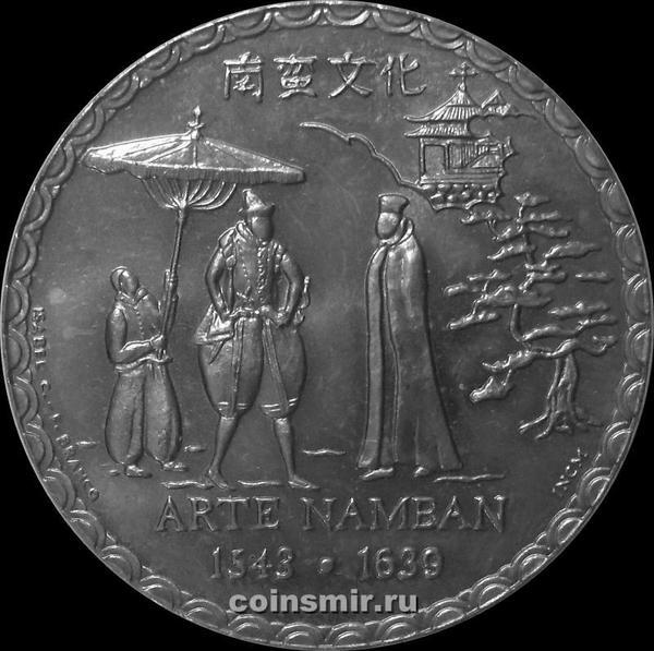 200 эскудо 1993 Португалия. Искусство Намбан.
