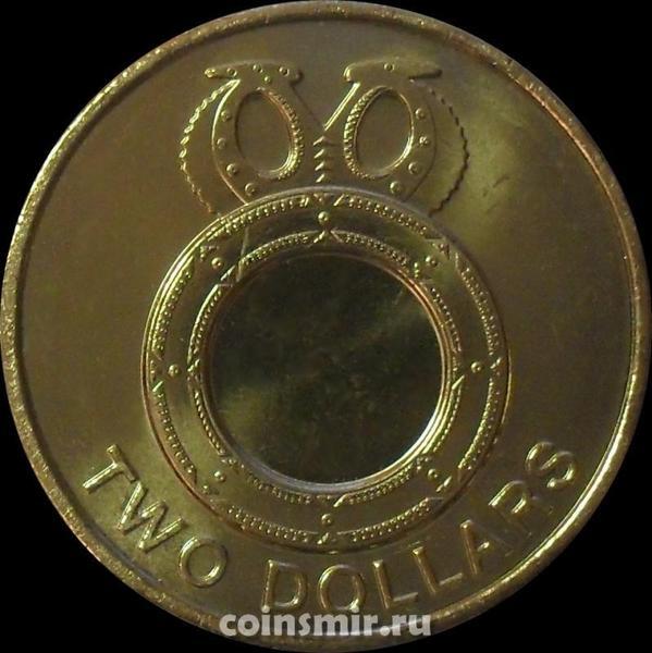 2 доллара 2012 Соломоновы острова.