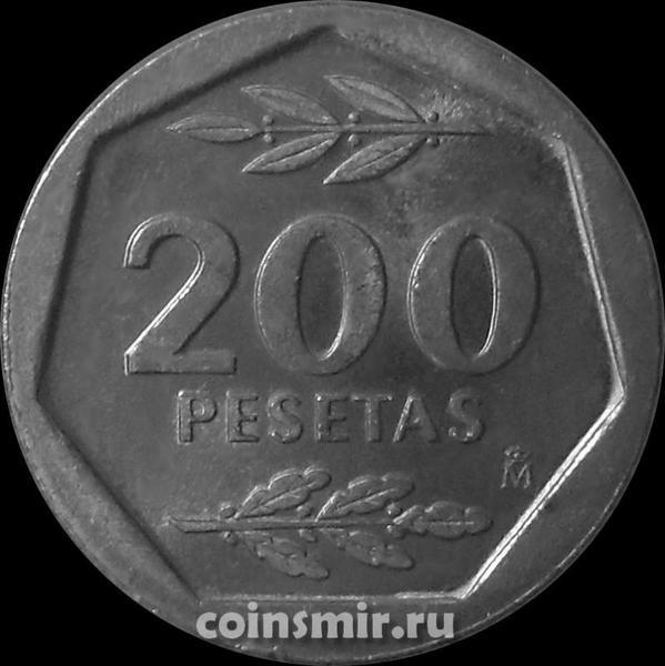 200 песет 1988 Испания.