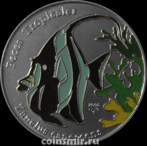 1 песо 2005 Куба. Мавританский идол.