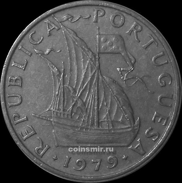5 эскудо 1979 Португалия.