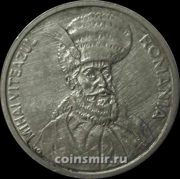 100 лей 1992 Румыния. (в наличии 1991 год)