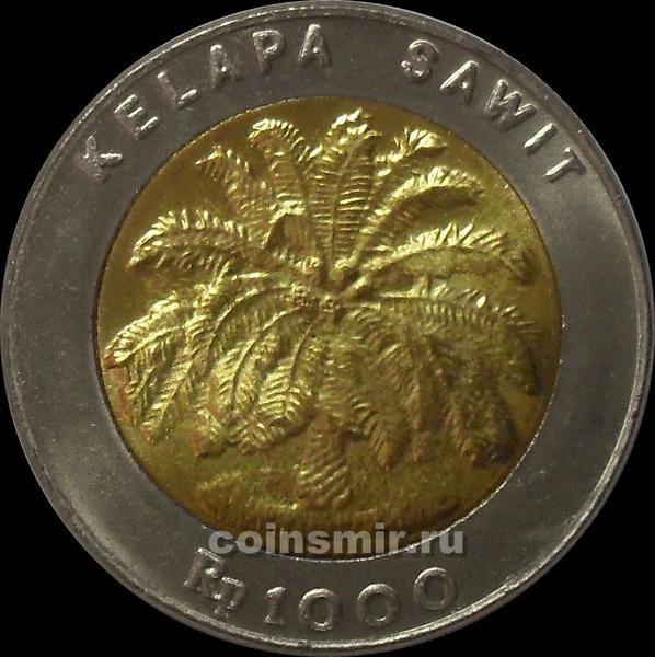 1000 рупий 1996 Индонезия.