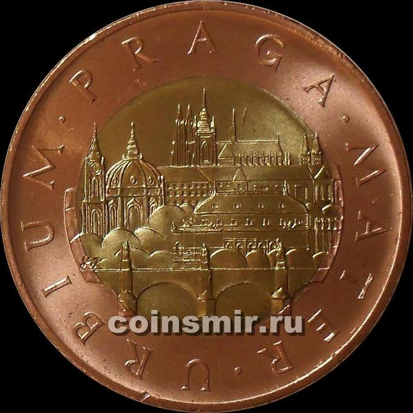 50 крон 2014 Чехия.