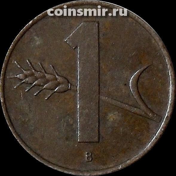 1 раппен 1959 Швейцария.