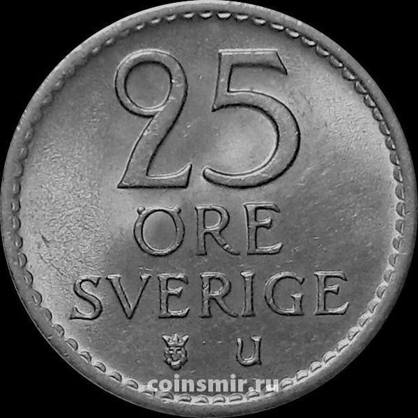 25 эре 1972 U Швеция.