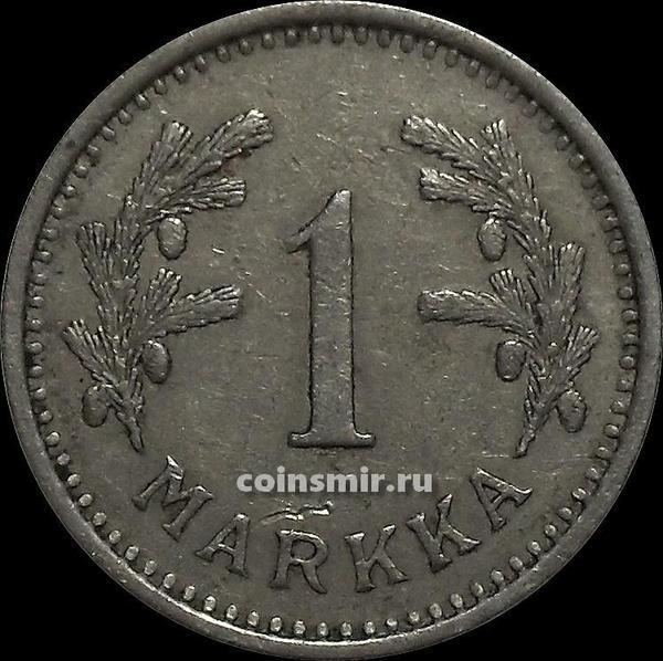 1 марка 1938 S Финляндия.